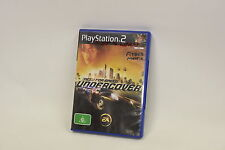 Need for Speed: Undercover - PlayStation 2 (PS2) Game