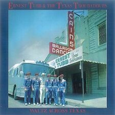 NEW Waltz Across Texas (Audio CD)