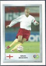 PANINI FIFA WORLD CUP-GERMANY 2006- MINI SERIES- #026-ENGLAND-DAVID BECKHAM