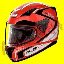 Casco Integrale Nolan N60-5 Practice Corsa Red 21 L