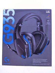 Logitech G935 Wireless 7.1 Surround Lightsync Gaming Headset