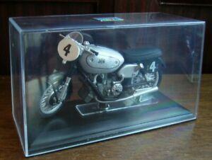 LES GRAHAM – 1949 500cc AJS E90 (Porcupine) – World Champion – 1/22 Protar model