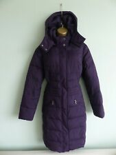 M&S Per Una Padded with stormwear Coat Jacket Size 12