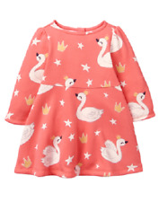 Nwt Gymboree Girls Spice Market Elephant Paisley Dress Sundress 12-18 M