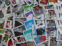 Canada 53 different used 2012 stamps. Mixed condition. Check them out!
