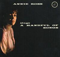 Annie Ross (2 x CD) A Handful Of Songs/Lambert Kendricks & Ross/A Gasser/Cranks