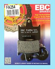 EBC FA254 Pastillas De Freno Trasero Para Suzuki GSXR GSXR1000 K1-K6 de 2001 a 2006