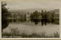 2166: Ansichtskarte Postkarte Giersdorf im Riesengebirge Schlesien