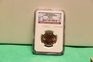 2007 P FIRST PRESIDENT GEORGE WASHINGTON $1 NGC GRADED MS 66