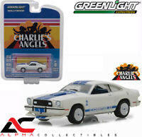 GREENLIGHT 44790A 1:64 1976 FORD MUSTANG COBRA II CHARLIE'S ANGELS