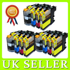 12 High Yield Inks For Brother LC223 MFC-J5625DW J5720DW DCP-J4120DW Printer