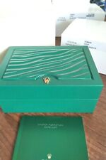 ROLEX OYSTER PERPETUAL DATEJUST 116334 WATCH BOX, OUTER, INSTRUCTIONS