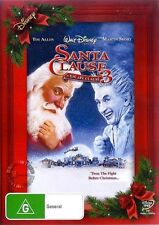 SANTA CLAUS 3: THE ESCAPE CLAUSE : NEW DVD