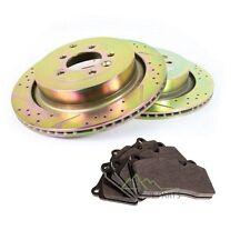 RANGE ROVER SPORT 3.6 TDV8 & 4.2 S/C FRONT PERFORMANCE BRAKE DISCS & PADS BREMBO