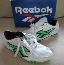 Vintage Reebok Unisex Track & Field Athletics Distance Spikes Shoes Sz M 8 W 10