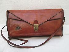 Magnifique sac à main THE BRIDGE  cuir  TBEG vintage bag //