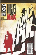 PUNISHER MAX #1 (2009) Back Issue (S)