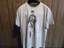 Justin Timberlake shirt 2013 2014 tour concert gray short sleeve XL