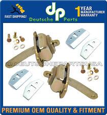 PORSCHE 944 924 968 DOOR STOP STOPPER CHECK STRAP LATCH Repair Plate KIT SET 6