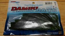 "DAMIKI BAIT CUTTER 5"" Soft Lure 10pcs a Pack Color#304(Water Melon Black)"