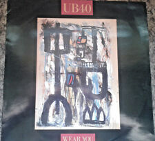 """UB40 - Wear You To The Ball (Extended Mix) / Splugen 1989 12"""" Vinyl Reggae Music"""