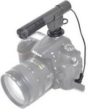 Estéreo Micrófono MIC-1 Elecret-Kondensator (Micro Micrófono) 90° & 120° Radio