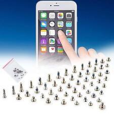"""Full Set Screws Replacement + 2 Silver Bottom Screws For iPhone 6 4.7"""" Repair QT"""