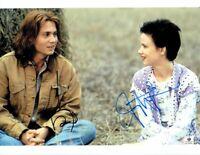 Johnny Depp Juliette Lewis Signed Autographed 11X14 Photo Gilbert Grape GV769665