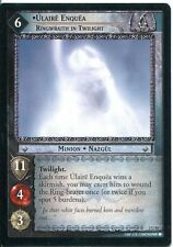 Lord Of The Rings CCG Card MoM 2.U83 Ulaire Enquea, Ringwraith In Twilight