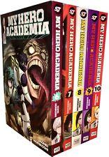 My Hero Academia Volume 6-10 Collection 5 Books Set (Series 2) Manga Gift Pack