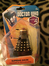 Doctor who   wave 4,  supreme dalek, planet of the daleks  3.75 inch figure