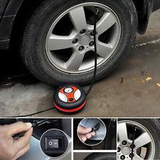 Electric 12V Automatic Air Compressor Pump Car Auto Tyre Pump Tire Inflator Tool