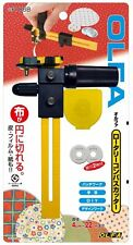 OLFA 18mm Rotary Circle Cutter with 2 Spare Blades CMP-3 Compass 1057028 Japan