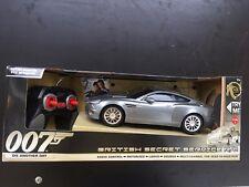 James Bond 50th Anniversary Aston Martin Vanquish Radio Controlled, Lights Etc..