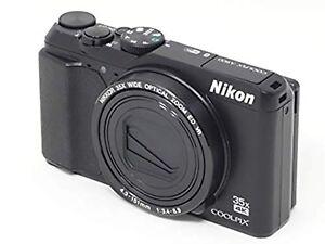 Nikon COOLPIX A900BK 20MP Wi-Fi 35x Optical Zoom 4K Digital Camera JAPAN USED