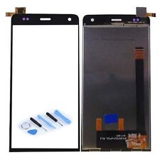 Display Full LCD Complete Unit For Wiko Getaway Repair Touch Black NEW