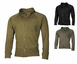 NEU US Unterziehjacke Tactical Shirt Armee Feldbluse BW Einsatzbluse Einsatzhemd