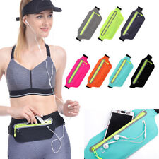 Sports bag running multi-function outdoor waterproof invisible belt bag