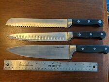 """Farberware Classic Pro Forged Stainless Steel 8"""" Bread Knife 8"""" Chefs, 8"""" Slice"""