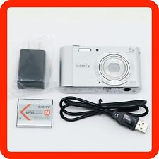 [MINT] SONY DSC-W800 20.1MP Digital Camera Silver