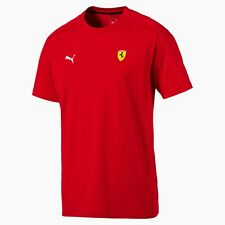 Men's Puma Scuderia Ferrari T-Shirt - Red (762391-01)