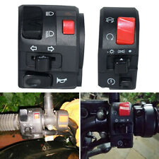 Motorcycle Button Switch Ignition Engine Stop Lamp Horn Light for Honda Yamaha