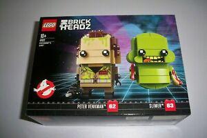 Lego Brickheadz, 41622, Ghostbusters, Peter Venkman und Slimer**