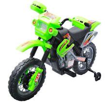 Kinderfahrzeug Kindermotorrad Elektromotorrad grün B-ware