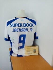 FC Porto Trikot Jackson Martinez signiert Autogramm Adidas Portugal Fußball XL