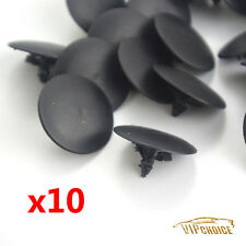 10X Hood Insulation Clips Retainer Nylon Fastener 90700SJ4000 For Honda Acura