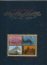 Hong Kong History of Post Office, 1991 Presentation Album, Mint NH