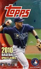 2010 Topps Update Series Baseball Hobby Box