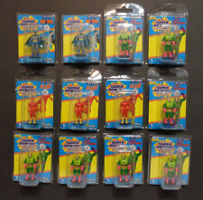 (12) DC Comics Super Powers Micro Figures: BATMAN, THE FLASH, LEX LUTHOR {NEW}