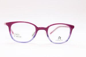 Kinder Jugend Brille Rodenstock R5298 C Mehrfarbig 43[]20 Panto Kunststoff